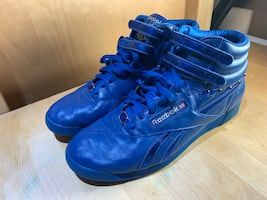 Reebok Classic Woman's 9.5US High Tops Pre-Owned