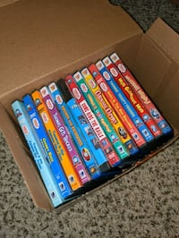 Thomas and Friends DVD collection Rockville, 20850