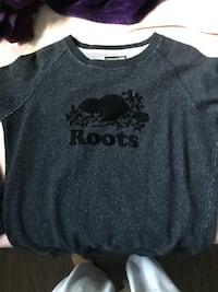 roots crew neck sweater  Lucan Biddulph, N0M