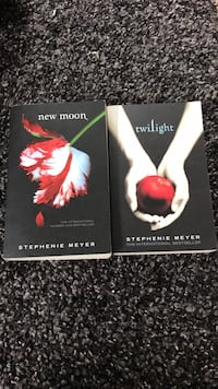 To twilight av stephenie meyer bokserie Søreidgrend, 5252
