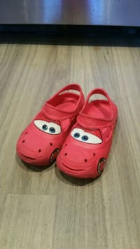 Disney Cars Shoes  Richmond, V7C 5E4