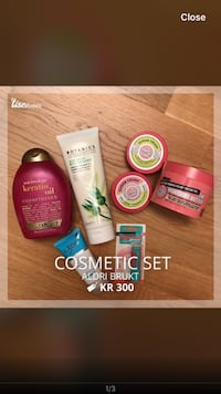 Cosmetic pack