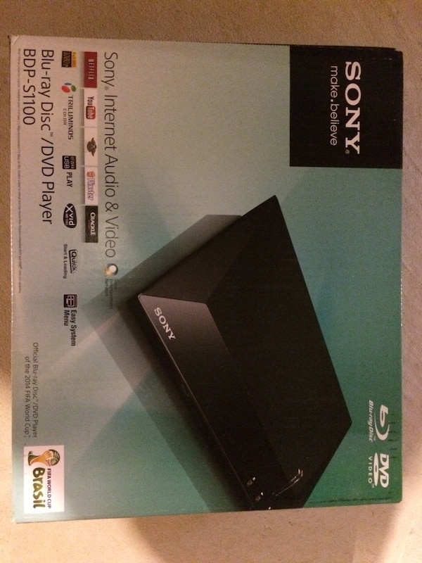 sony internet audio and video box