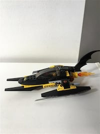 Lego Superheroes Batboat from #76000