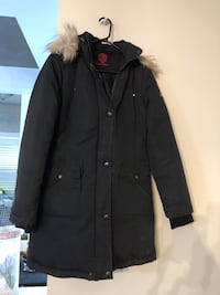 Xtra small Canadiana winter parka jacket 561 km