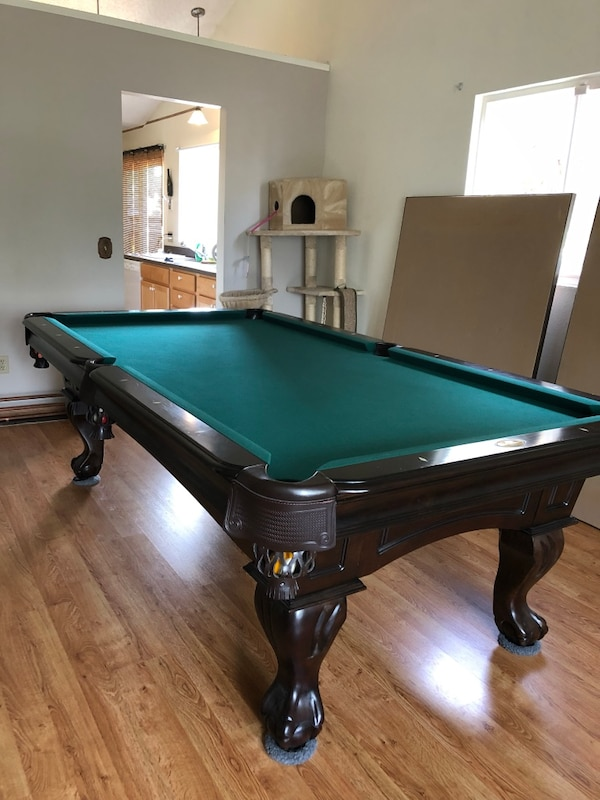 Pool Table Table Tennis Table Complete Set