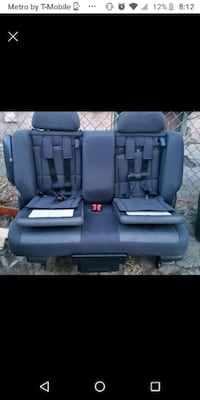 2010 Dodge Grand Caravan Stow and Go Seating