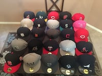 33 hats brand new hardly used Las Cruces, 88001
