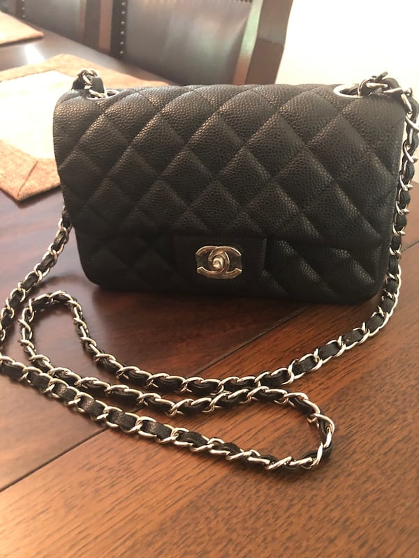 Chanel Crossbody Bag 1