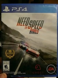 Need for Speed Rivals Ps4 Game Blue Mound, 76131