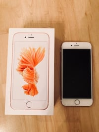 iphone 6s rose gold  Union City, 07087