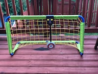 Kids goal post with goal sound  Ashburn, 20147