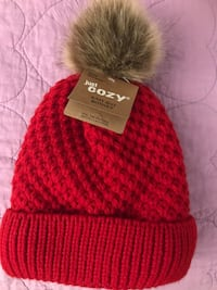 Brand new, cozy hat from Christmas gift Toronto, M2M 4L6