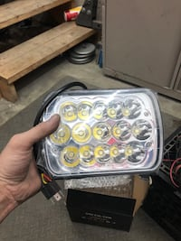 LED headlight or work light I have 4 $20.00 Calgary, T2Y 4Y4