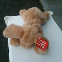 brown dog plush toy Strathroy, N7G 3K9