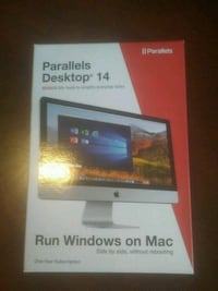 Parallels Desktop 14 (Run Windows on Mac)
