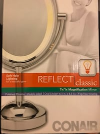 Double sided conair makeup mirror  Chicago, 60605