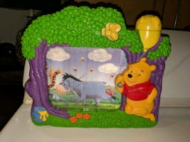 Winnie the poo and friends musical toy
