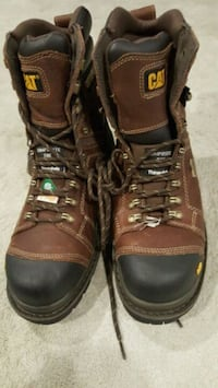 CATERPILLAR STEEL TOE BOOTS Vancouver, V5M 1P2