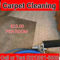 Carpet cleaning  Winter Park