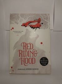Red Riding Hood based on the movie