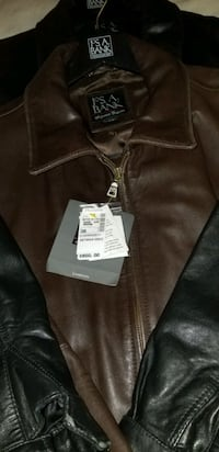 2 Lambskin Leather jackets new with tags Pleasant Hill, 94523