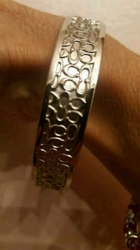 Coach bangle bracelet Mississauga, L4X 1V5