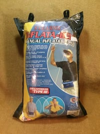 Stearns Inflata-Belt Manual Inflatable PFD  Center Point, 35215