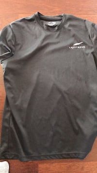 Employee shirt who know maybe you could sneak in for free