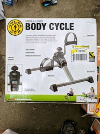 New Gold's Gym body cycle Silver Springs Shores, 34472