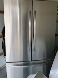 Refrigerator brand new 3 door