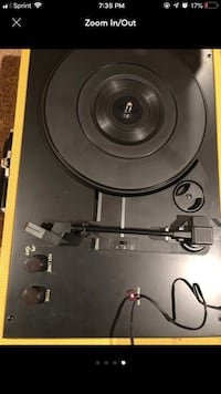 CROSLEY TRAVELER TURNTABLE Clarksville, 21029