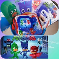 Collage di scatole da pranzo PJ Mask Naples, 80127
