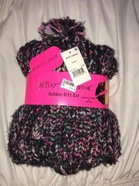 *new* Betsey Johnson Set Whitby, L1P