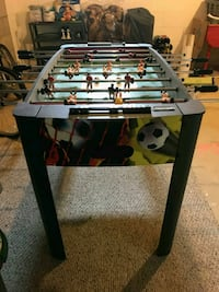 black and gray foosball table Grandview Heights, 43212
