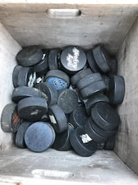 Bucket of pucks  Brampton, L6T 3C8