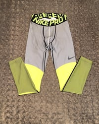 Mens Nike Pro tights paid $65 size Medium like new condition. Only worn once! Washington, 20002