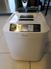 Bread maker good working condition  Toronto, M6H 1W5