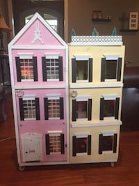 3-story antique doll house  BATONROUGE