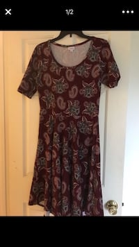 Lularoe Dress Large  Virginia Beach, 23456