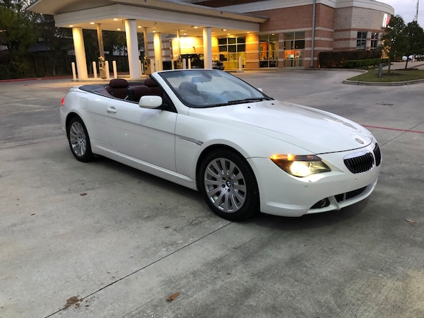 Used 2005 Bmw 6 Series 645ci For