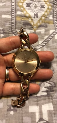 Rose Gold Michael Kors Watch Spanish Fort, 36527