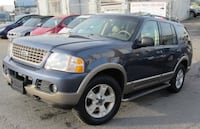 2003 FORD EXPLORER EDDIE BOUER EDITION 4X4 New Westminster