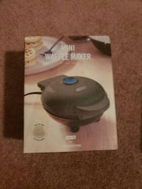 black and gray Sinbo electric kettle box Calgary, T1Y 3W4