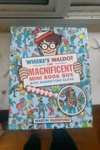 Wheres Waldo ? kit