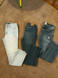 Aeropostale Jeans and Total girl size 2 Martinsburg, 25403