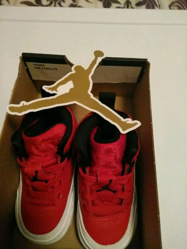 12905d877850a2 Used Jordan shoe for baby boy. Size 5C for sale in San Diego - letgo