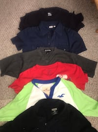 Lot of clothes size medium Calgary, T3E 6L9