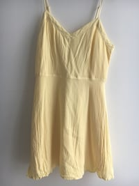 Forever 21 Yellow Summer Dress Toronto, M5S 1Z7