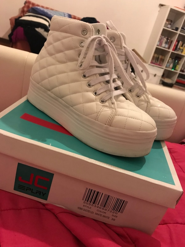 Vendo Jeffrey Campbell Sneakers come nuove